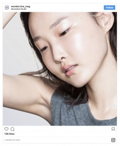 Glass Skin Instagram Post