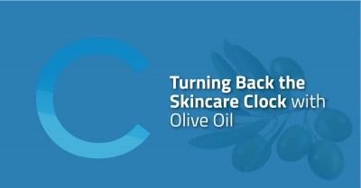 Skincare Clock Olive Oil