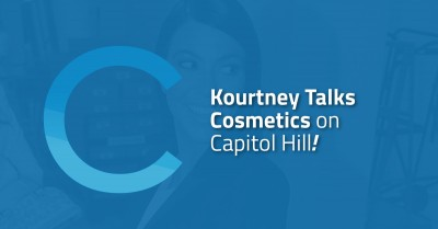 Kourtney Talks Cosmetics