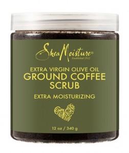 Olive Oil Coffee Scrub