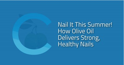 Nail It With Olive Oil