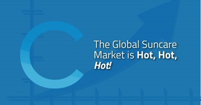 Suncare Market Hot, Hot, Hot