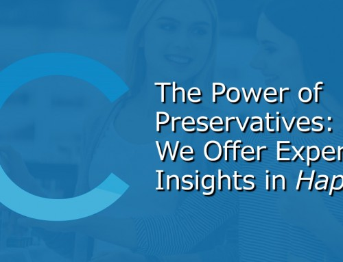 The Power of Preservatives: Coast Southwest Offers Expert Insights in Happi