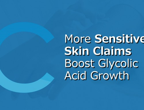 More Sensitive Skin Claims Boost Glycolic Acid Growth