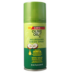 Ors Olive Oil Hairspray