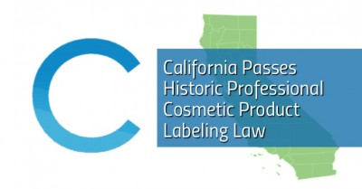 California Cosmetic Labelling Law