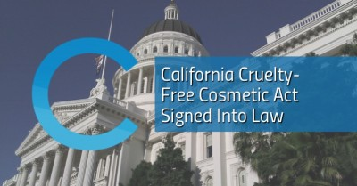California Cruelty-Free Cosmetics Law