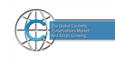 Global Cosmetic Preservatives Market