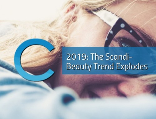 2019: The Scandi-Beauty Trend Explodes