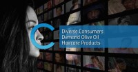Olive Oil Haircare Diverse Consumers