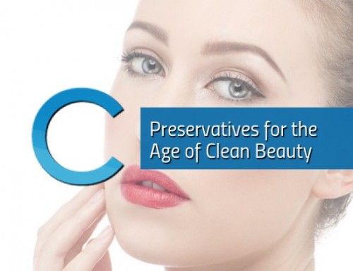 Preservatives for the Age of Clean Beauty