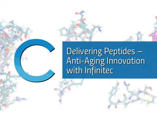 Delivering Peptides – Anti-Aging Innovation with Infinitec