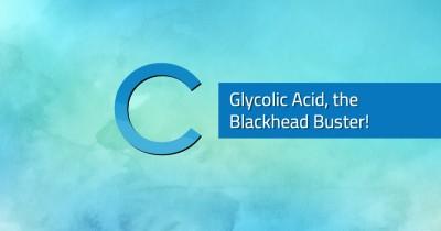 Glycolic Acid Blackhead Buster