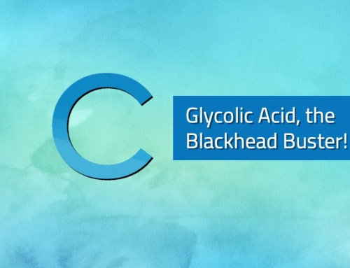Glycolic Acid, the Blackhead Buster!