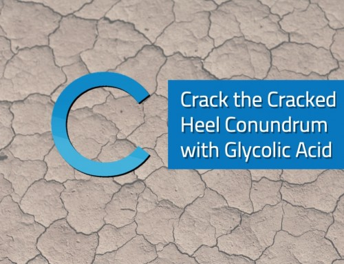 Crack the Cracked Heel Conundrum with Glycolic Acid