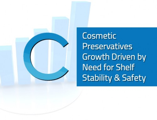 Cosmetic Preservatives Growth Driven by Need for Shelf Stability & Safety