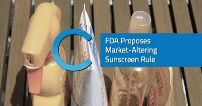 FDA Proposed Sunscreen Rule