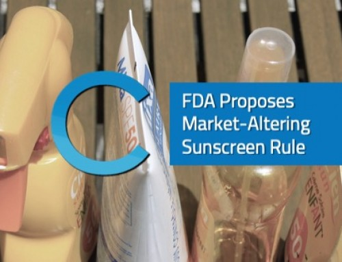 FDA Proposes Market-Altering Sunscreen Rule