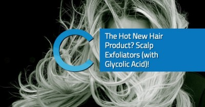 Glycolic Acid Scalp Exfoliators