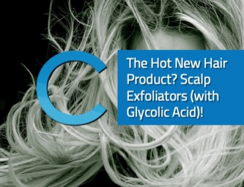 The Hot New Hair Product? Scalp Exfoliators (with Glycolic Acid)!