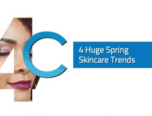 4 Huge Spring Skincare Trends