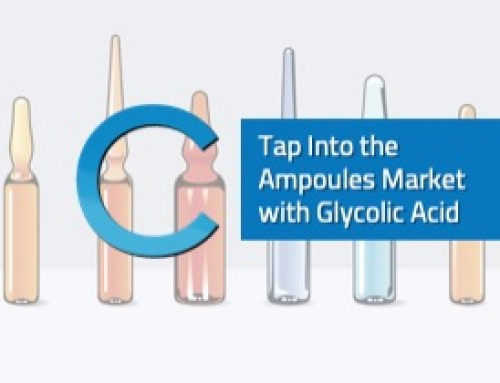 Tap Into the Ampoules Market with Glycolic Acid