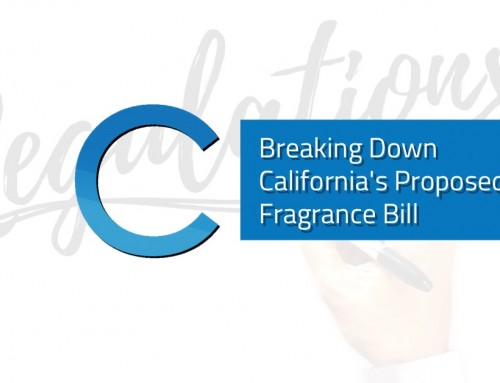 Breaking Down California's Proposed Fragrance Bill