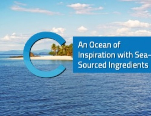 An Ocean of Inspiration with Sea-Sourced Ingredients
