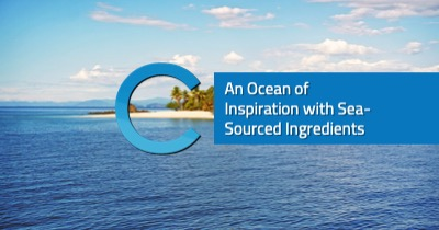 Sea-Sourced Ingredients