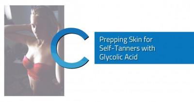 Self-Tanning Prep