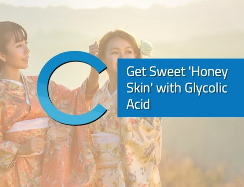 Get Sweet 'Honey Skin' with Glycolic Acid