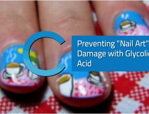 "Preventing ""Nail Art"" Damage with Glycolic Acid"